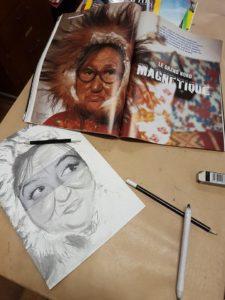 Atelier adultes à Idem+arts