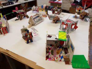 Création d'un atelier d'artiste Idem+arts
