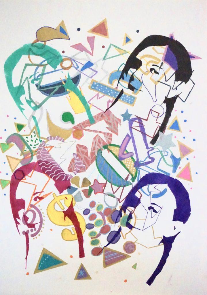 atelier adolescents à Idem+arts