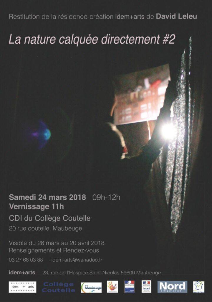 exposition David Leleu