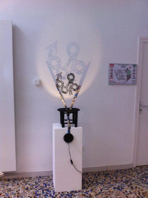 Exposition atelier idem+arts