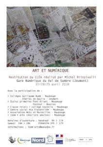 Exposition Prinz'ivalli Idem+arts