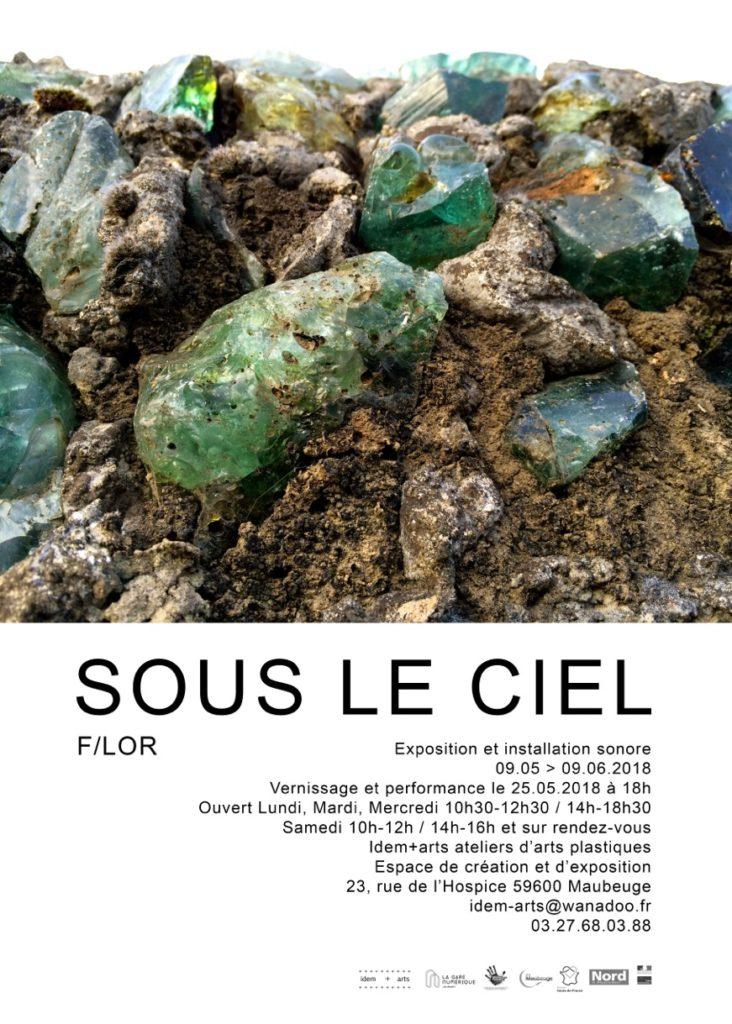 Fabrice Laureau expo Idem+arts