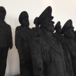 Visite Grand Hornu exposition Otchi Tchiornie d'Adel Abdessemed