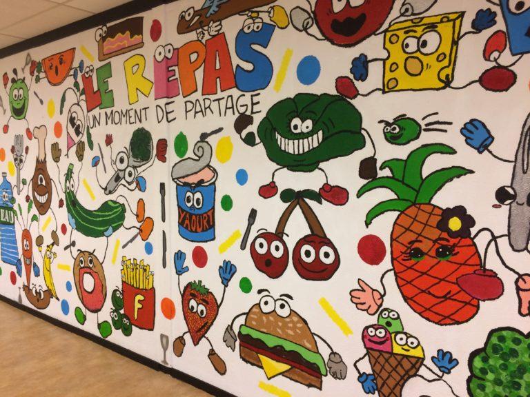 Fresque Hors les murs Idem+arts